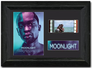 Moonlight 35mm Framed Film Cell Display