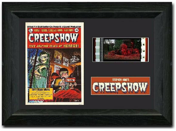 Creepshow 35mm Framed Film Cell Display
