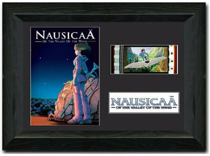 Nausicaä of the Valley of the Wind 35mm Framed Film Cell Display