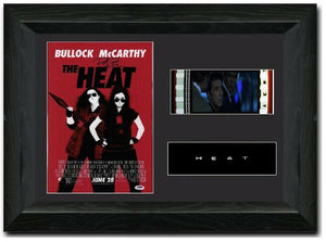 Heat 35mm Framed Film Cell Display