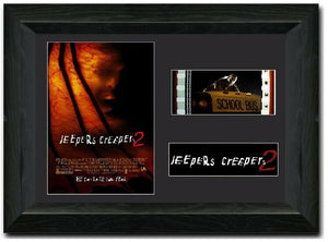Jeepers Creepers 2 35mm Framed Film Cell Display