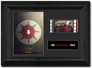 The Handmaid's Tale S1 35mm Framed Film Cell Display
