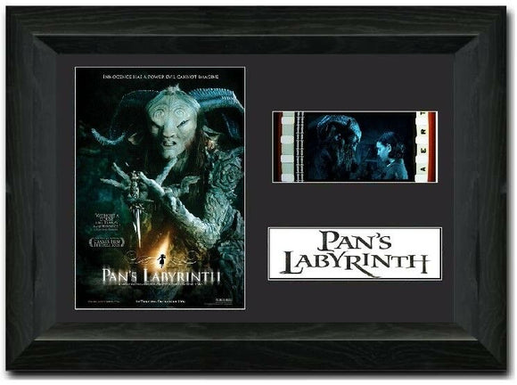 Pan's Labyrinth 35mm Framed Film Cell Display