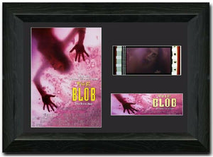 The Blob 35mm Framed Film Cell Display