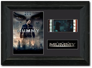 The Mummy 35mm Framed Film Cell Display