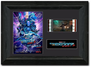 Guardians of the Galaxy Vol. 2 35mm Framed Film Cell Display
