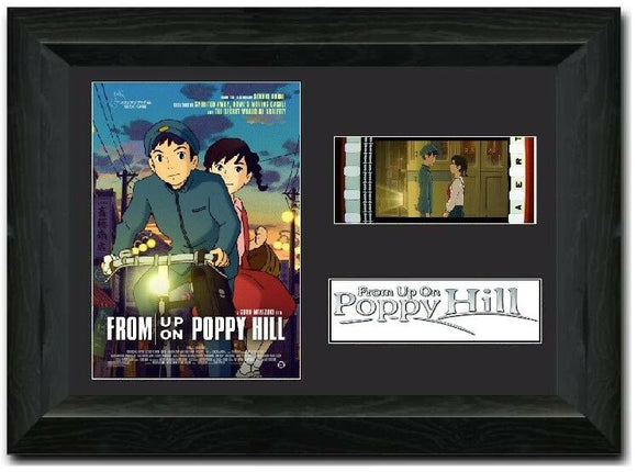 From Up on Poppy Hill 35mm Framed Film Cell Display