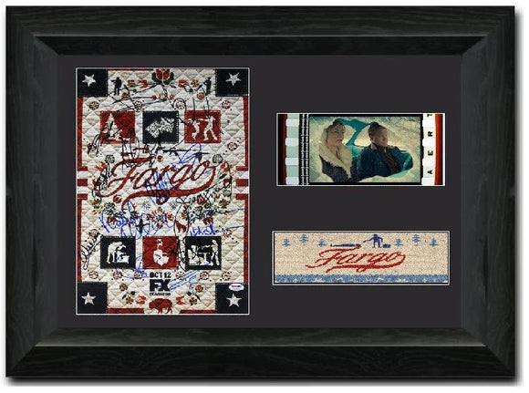 Fargo 35mm Framed Film Cell Display