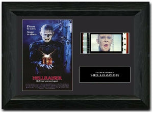 Hellraiser 35mm Framed Film Cell Display