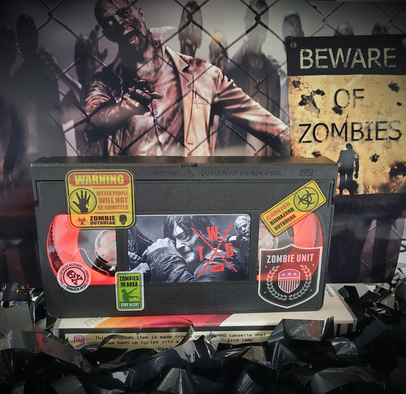 The Walking Dead S2 Limited Edition Retro VHS Lamp