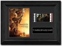 Load image into Gallery viewer, Terminator Dark Fate 35mm Framed Film Cell Display