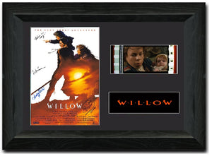 Willow  35mm Framed Film Cell Display Signed