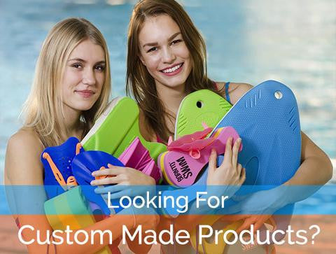 Tailor made swim products