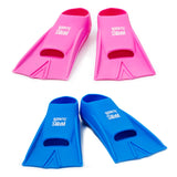 Child Silicone Swim Fins - Size 27-29