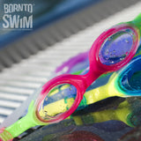 Kids Swim Goggles - RAINBOW