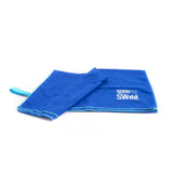 Father's day gift - blue microfiber towel