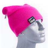 Winter High-Top Beanie Hat