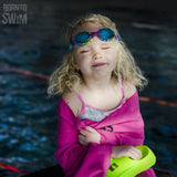 Fun colors swim goggles