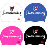 I love finswimming cap