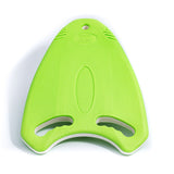 Green triangle kickboard