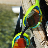 Racing Swim Goggles - ELITE MIRRORED