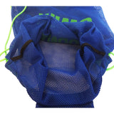 Reinforced inner seams of equipment bag