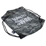 Military mesh bag for swimmers