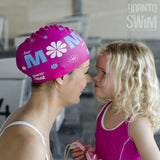 Mom and daughter swim gear