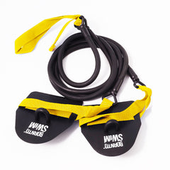Resistance Bands with Paddles (for Swimmers and Triathletes)