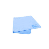 Blue shammy sports towel