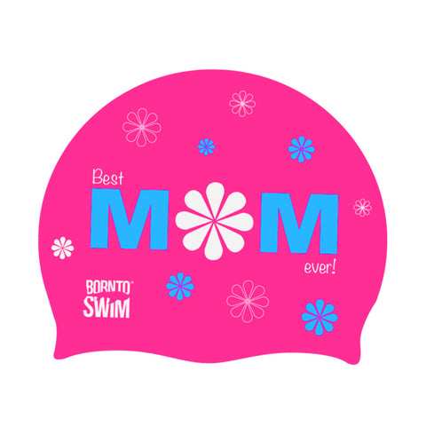 Mother's day swim cap gift
