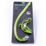 Junior Center Mounted Snorkel with Silicone Mouthpiece - Many Colors