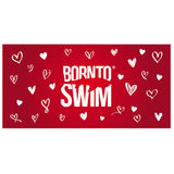 Valentine's Day Love Towel