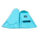 Adult Silicone Swim Fins - Sizes: 33 - 46