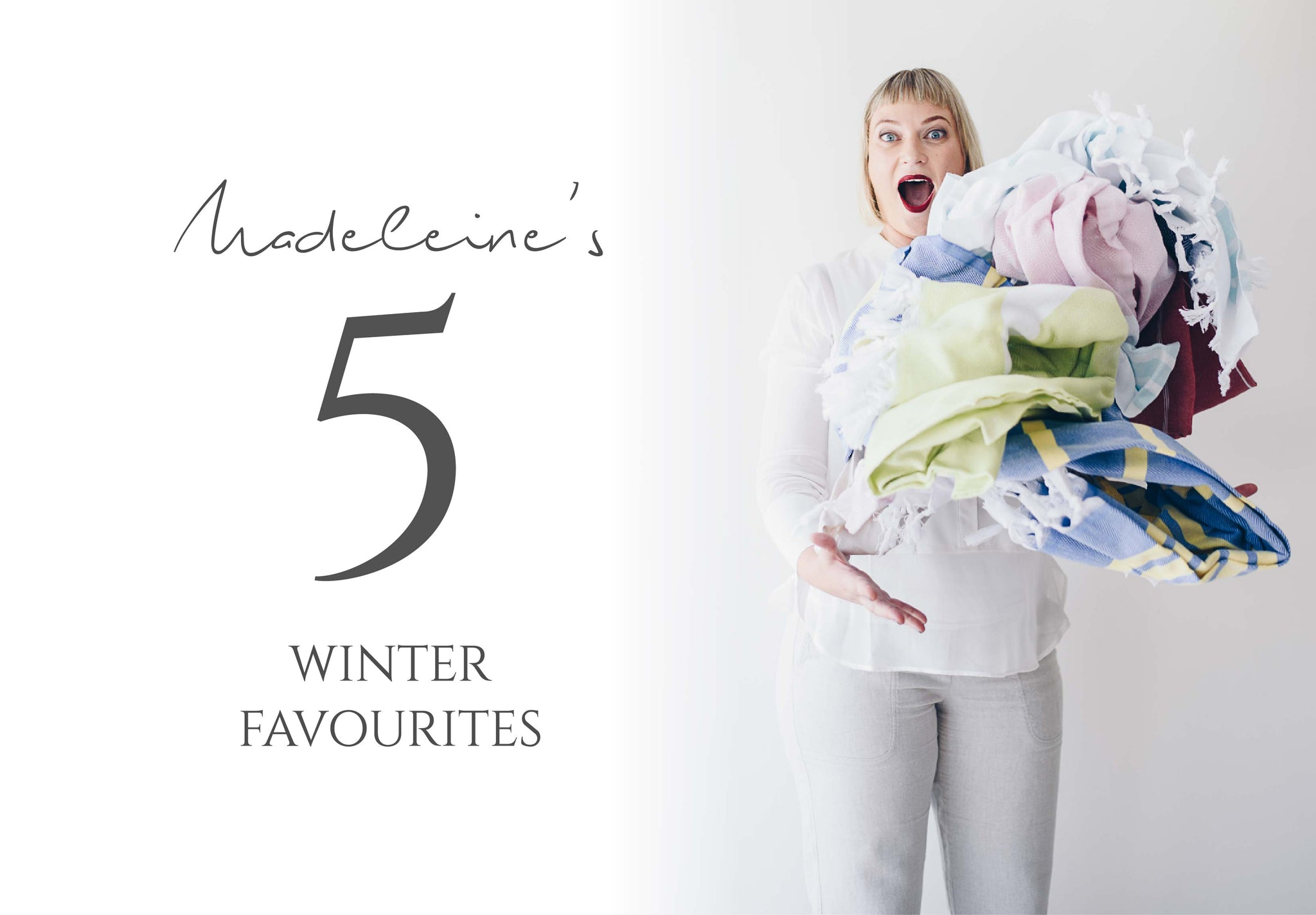 5 Winter favourites I simply can't live without