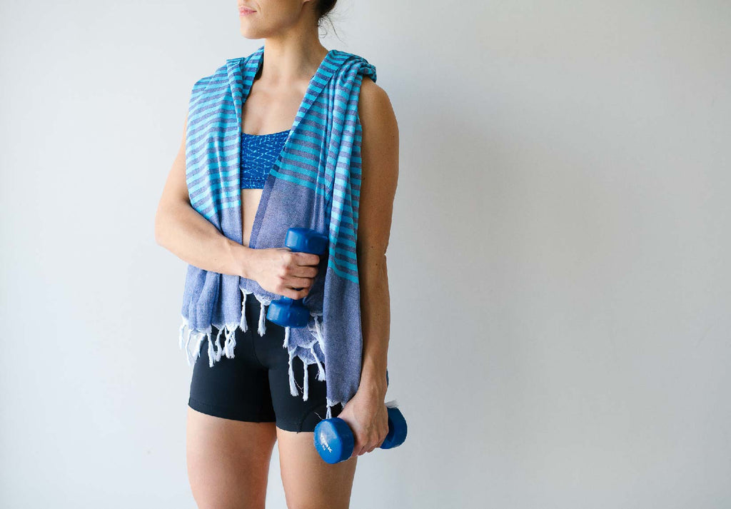 Why you can't live without a Turkish towel