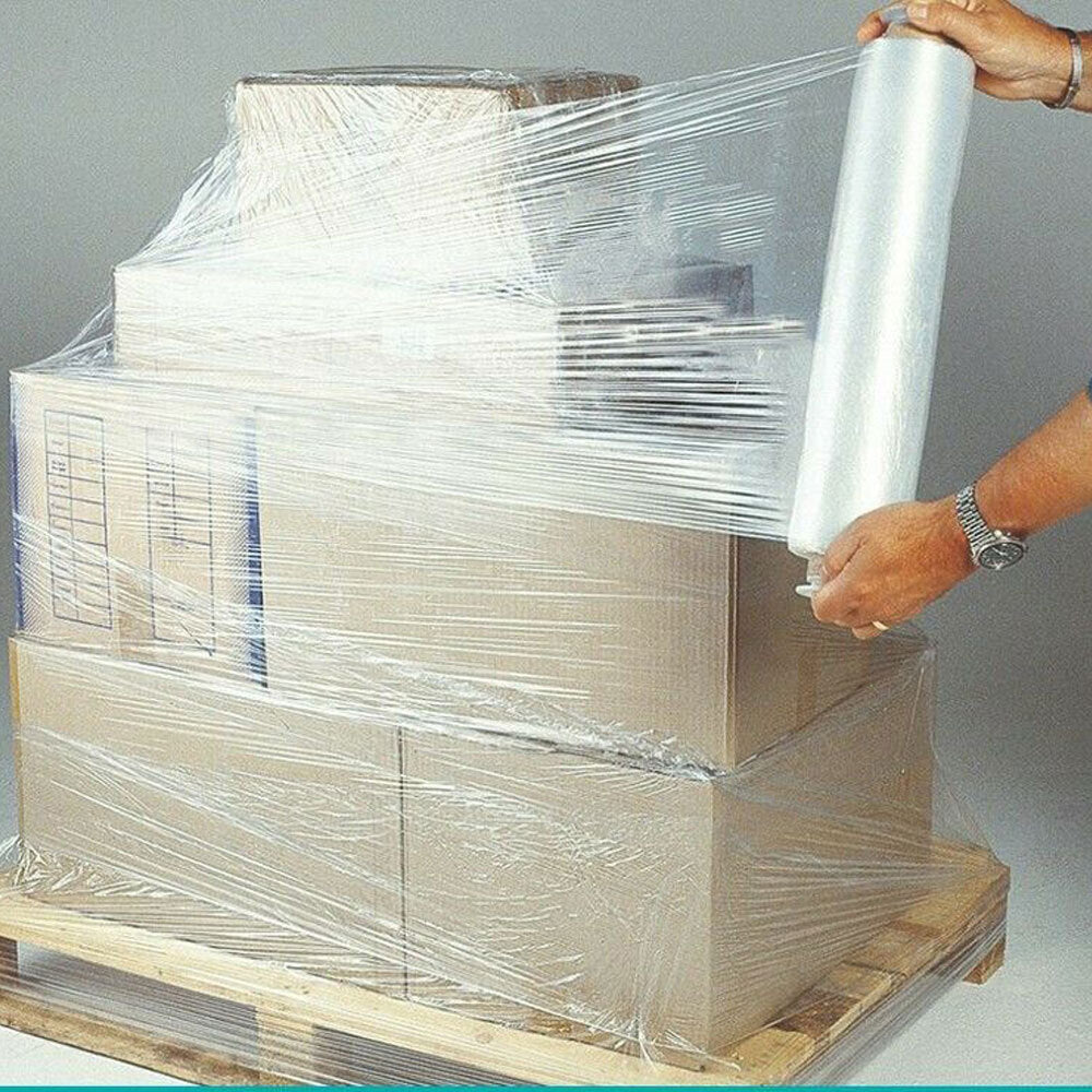 18 Inch X 1500 Feet Shrink Wrap, 80 Gauge