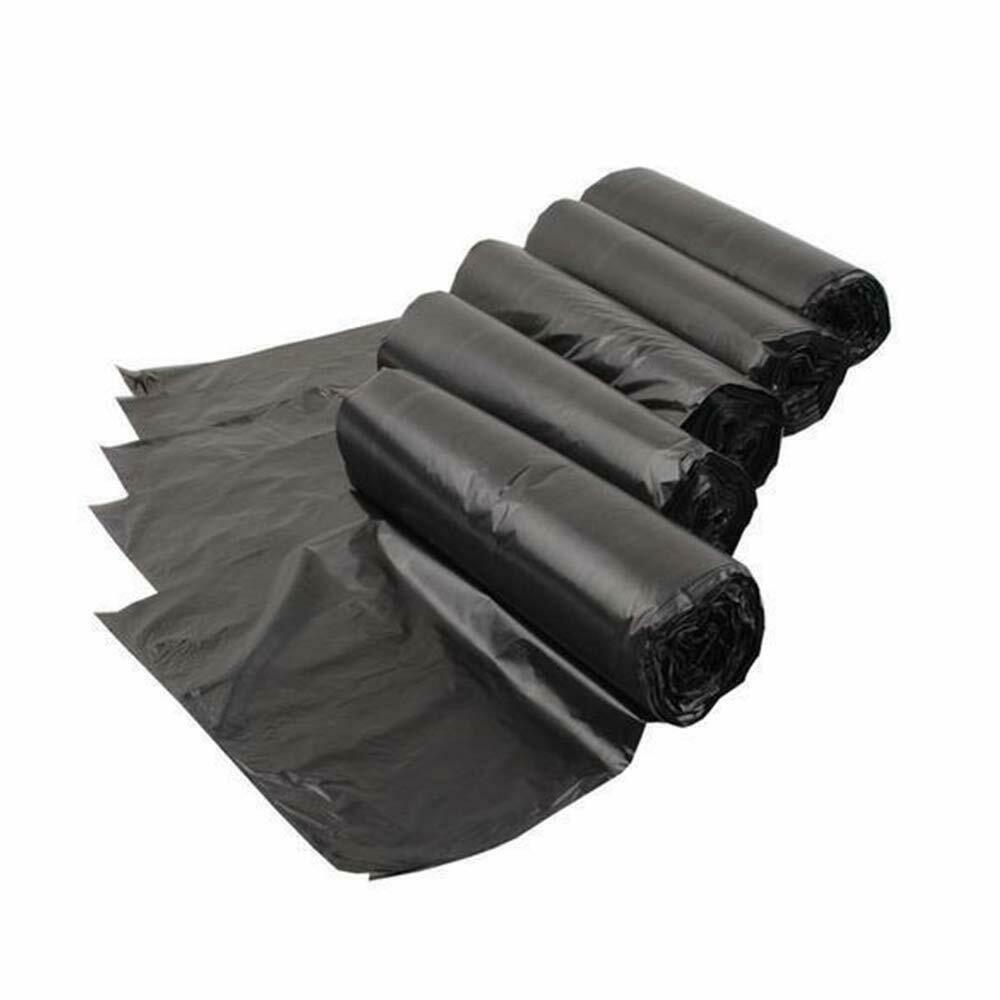 "Ox Plastics 7-10 Gallon Trash Can Liner, High Density 24""x33"", 1000 Bags"