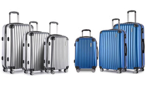 Hard Shell Luggage Sets with TSA Locks