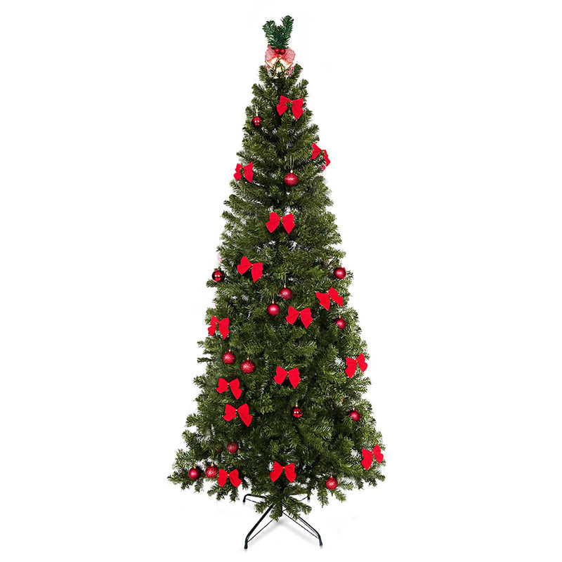 Christmas Tree - 210cm with Ornaments