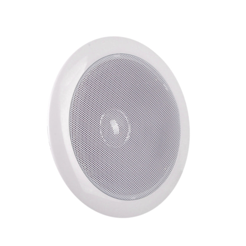 Set of 2 Home Theatre Round Ceiling Speaker 6 inch