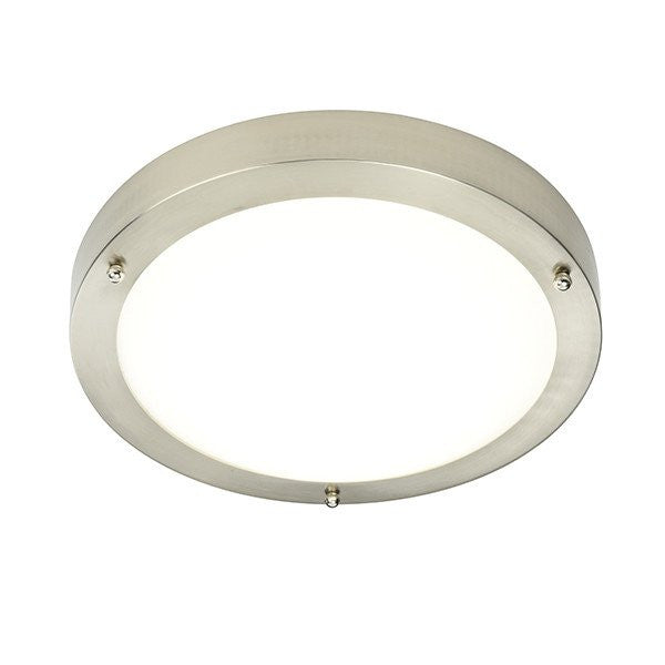 Portico LED Flush Light - bathroomlightsdirect