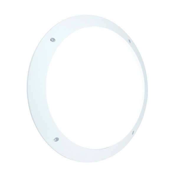 Seran White LED Wall Light - bathroomlightsdirect