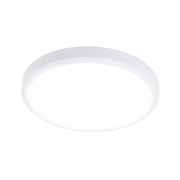 Cobra XS Warm White Flush Light - bathroomlightsdirect