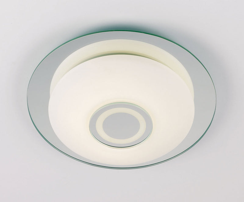 Proton LED Flush Light - bathroomlightsdirect
