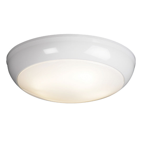 Vigor 275mm Flush Light - bathroomlightsdirect