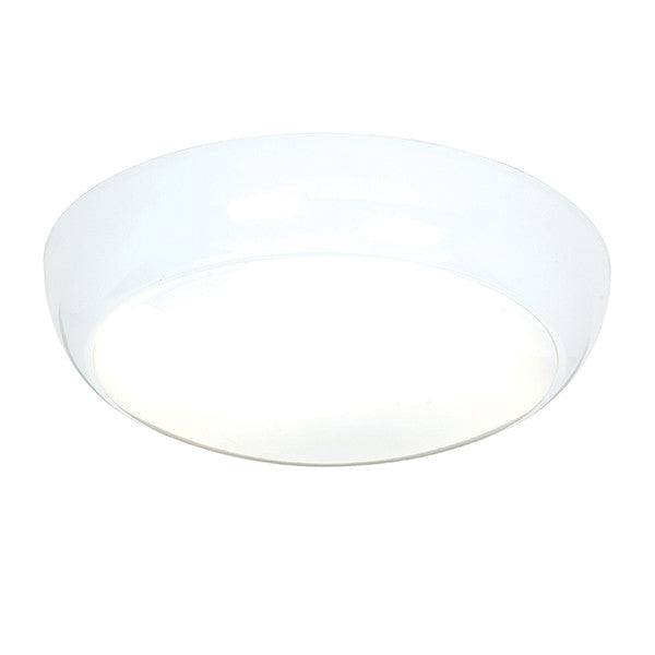 Vigor 325mm Flush Light - bathroomlightsdirect