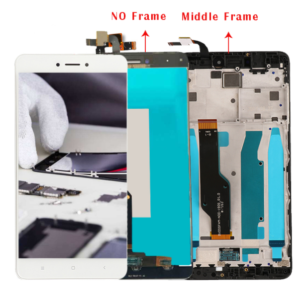 Screen & Digitizer & Frame Replacement