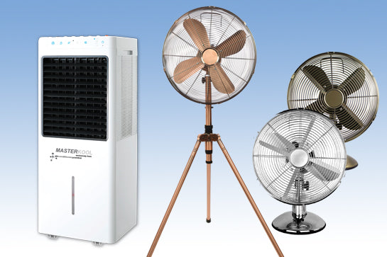 AIR COOLING AND FANS