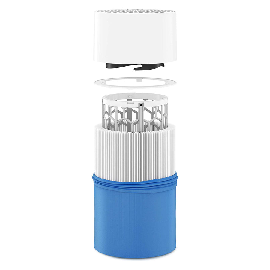 Combination Particle + Carbon Filter for Blue Pure 411